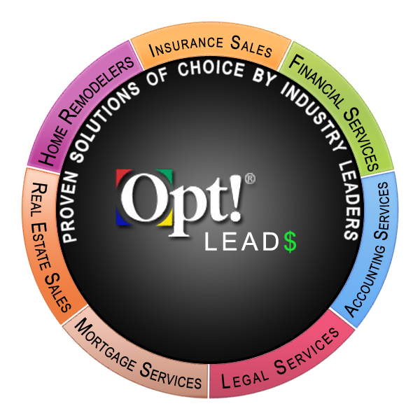 Opt! Leads Commerce & CRM Solutions